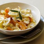 Pasta with Butternut Squash and Sage