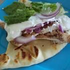 Chicken gyros