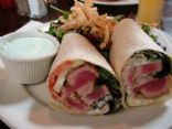 Wraps, Pizza and Sandwiches