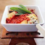 Garden Harvest Lasagna