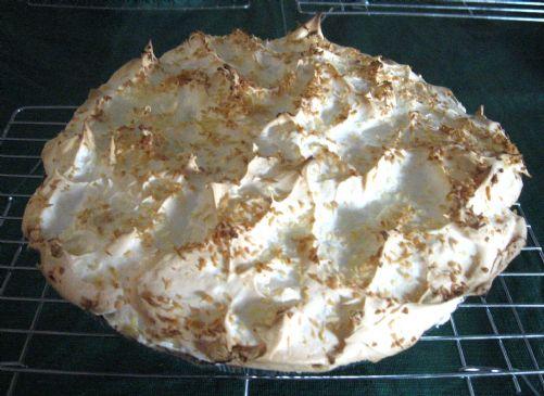 Mary Ann's Famous Coconut Cream Pie