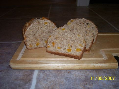Image of Apricot Bread, Spark Recipes
