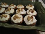 Ellie's Carrot Cake Cupcakes