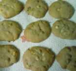Modified Nestle Toll House Cookie Recipe