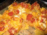 Turkey Tortilla Bake