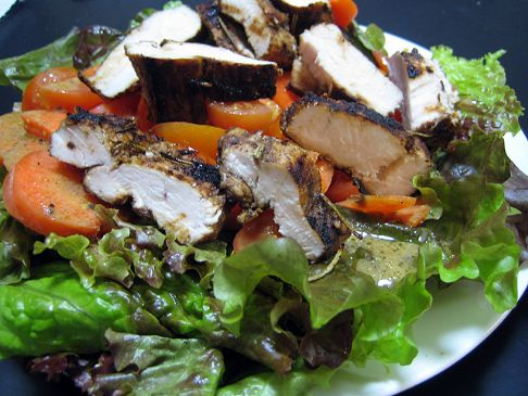 Rosemary Balsamic Vinegar Chicken