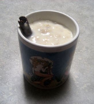 Mexican Oatmeal drink (avena)