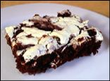 HG's Swirls Gone Wild Cheesecake Brownies