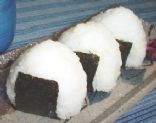 Soy Sauce Chicken Onigiri