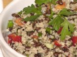 Curried Lentil and Brown Rice Salad (or Side Dish)