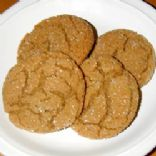 Grandma's Gingersnaps ~ 60 cal each