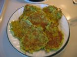 Allie's Zucchini Fritters