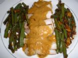 LC Pork Sirloin Chops with Mustard Sauce
