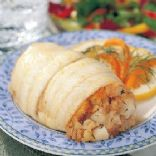 Stuffed Tilapia with Crab Meat Recipe