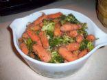 Vegetables a' la Francais'
