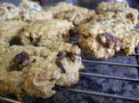 Harvest Oatmeal Cookies