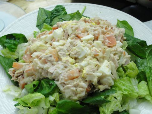 Incredibly Fresh Tuna Salad