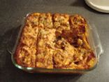 Mushroom & Vegetable Lasagna