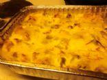 Kurt's Chicken Alfredo Lasagne