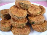 Fried 'n True (Baked Zucchini Chips)
