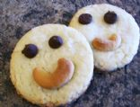 Coconut - Cashew Smiles