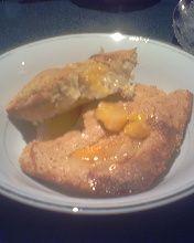 Grandma's Fruit Sponge