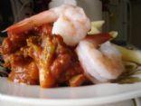 Knock Their Socks Off Shrimp Stew