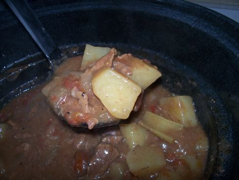 Super Simple Crock Pot Beef Stew