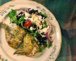 Geraine's Cornish Hen with Rosemary Wine Sauce