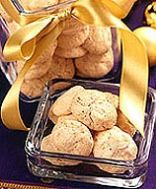 Image of Almond Cloud Cookies, Spark Recipes