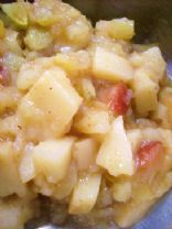 Quince Apple Sauce