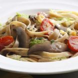 Alpine Mushroom Pasta from Eating Well Recipies