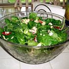 Spinach Ranch Salad