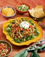 HEALTHY TACO SALAD