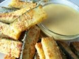 OVEN BAKED ZUCCHINI STICKS