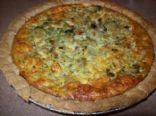 W2G Broccoli and Bacon Quiche