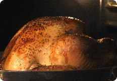 Simple Roasted Turkey