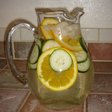 ... cucumber orange water recipe cucumber orange water cucumber orange