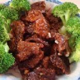 Crispy Orange Beef