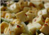 Spicy Mediterranean Tofu