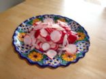 Tangy Radish Salad