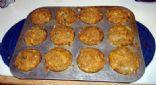 KT's savory breakfast muffins