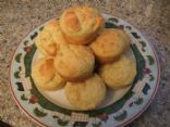 Donna's Gluten-free Dairy-free Corn Muffins