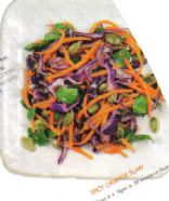 Spicy Orange Slaw