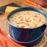 Cheddar Potato Chowder