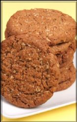 Low Fat Peanut Butter Cookies
