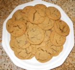 Grandma's Molasses Cookies