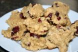 Cranberry Cornmeal Cookies