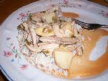 4-Chicken and Potato Stew