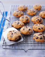 Soft Choc. Chip Cookies